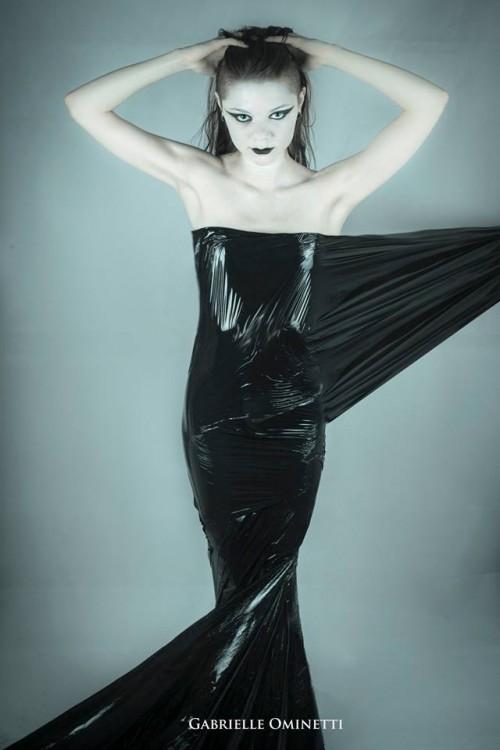 Modèle: Sedna. Make-up: Sedna. Photo et retouches: Mme.Rêve.Photography. Stylisme: Mme Rêve – avec Elodie Soehnlen.