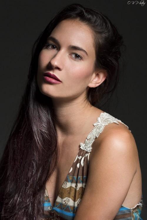 Diana Meierhans. Photographe et retouche : Olivier Bain