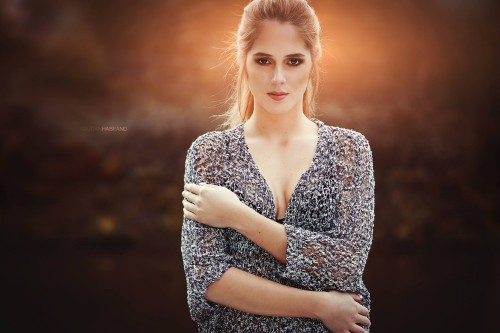 Photographer : Gaetan Habrand. Model : Géraldine Krebs. Make up : Lola Morreale