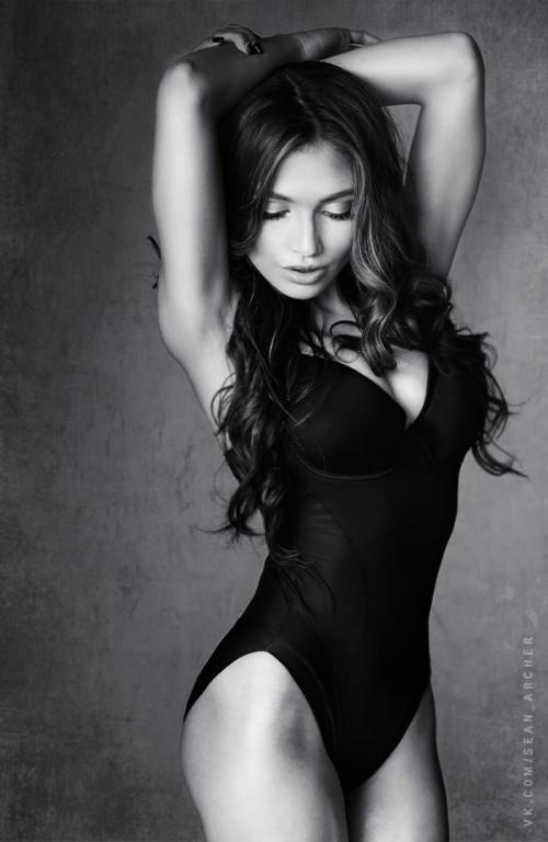 Irina for Banzai magazine. Big thanx to Alex Tsarikov – Irina Dedyuk.