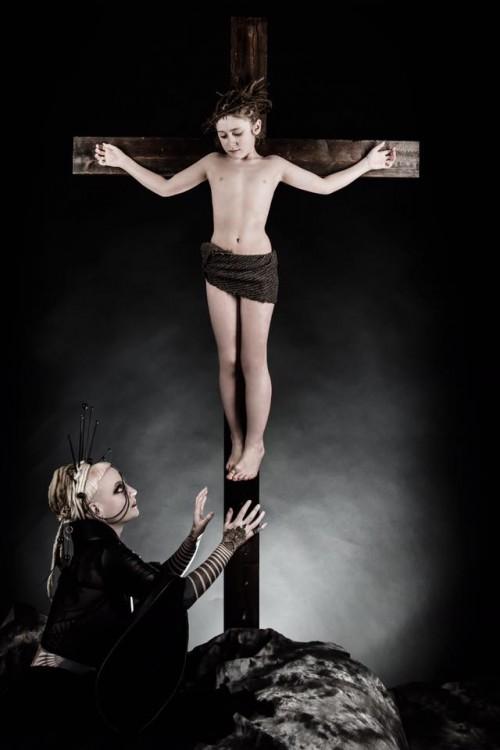 model Noraly van Deursen. visa Antina Christ