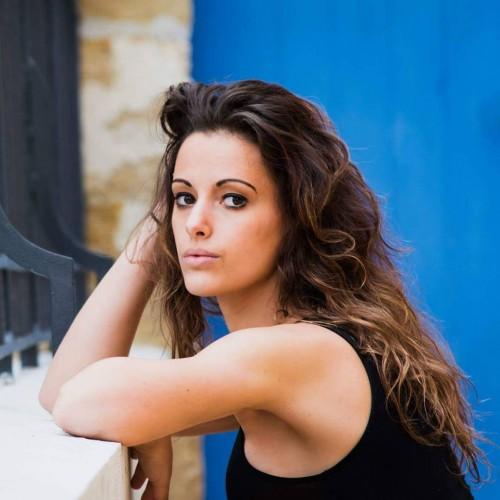 Sarah'V Model'photo