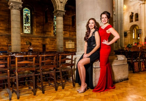 Models: Elaine Dubbelaar & Orla McCormack