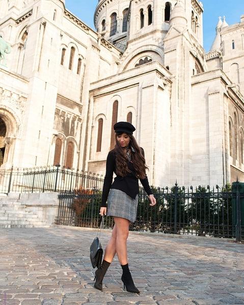 shooting photo à Montmartre