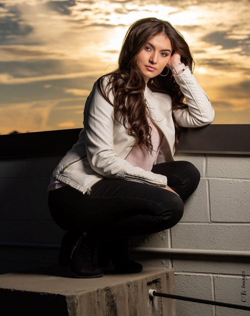 Carmen Alyse Modeling